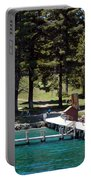 Ehrman Mansion Sugar Pine Point State Park Portable Battery Charger