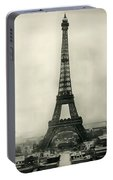 Eiffel Tower 1890 Portable Battery Charger