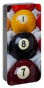 Eight Ball Portable Battery Charger