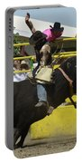 Rodeo Eight Seconds Portable Battery Charger