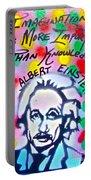 Einstein Imagination Portable Battery Charger