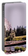 El Capitan In Summer Portable Battery Charger