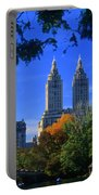 San Remo Central Park West Portable Battery Charger