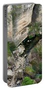 El Tayo River Gorge In Ronda Portable Battery Charger