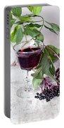 Elderberries 04 Portable Battery Charger