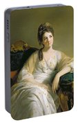 Eleanor Francis Grant - Of Arndilly Portable Battery Charger