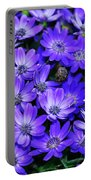 Electric Indigo Garden Portable Battery Charger