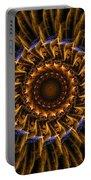 Electric Mandala 3 Portable Battery Charger