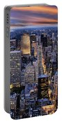 Electric Nyc Portable Battery Charger by Kelley King