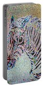 Electric Zebra Portable Battery Charger