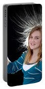 Electrostatic Generator, 7 Of 8 Portable Battery Charger