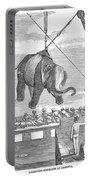 Elephant Hoist, 1858 Portable Battery Charger