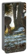 Eleven Deer Standing Portable Battery Charger