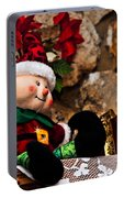 Elf On Shelf Portable Battery Charger
