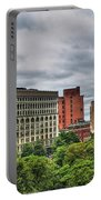 Ellicott Square Building     St. Joseph Cathedral     Prudential Guaranty Building Portable Battery Charger