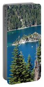 Emerald Bay Vertical Portable Battery Charger