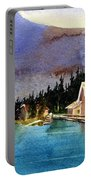 Emerald Lake Lodge B.c Portable Battery Charger