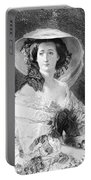 Empress Eugenie Of France Portable Battery Charger