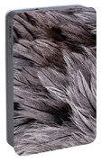 Emu Feathers Portable Battery Charger