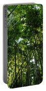 Enchanted Forest Haleakala National Park Portable Battery Charger