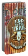 End Of The Trail Portable Battery Charger