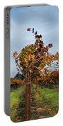 End Of The Vineyard Row Portable Battery Charger