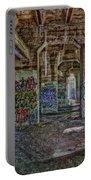 Endless Graffiti Portable Battery Charger