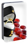 Engagement Ring Portable Battery Charger