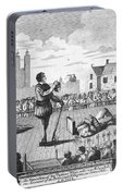 England: Beheading, 1554 Portable Battery Charger