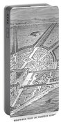 England: Hampton Court Portable Battery Charger