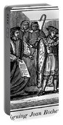England: Martyr, 1550 Portable Battery Charger