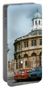 England: Oxford University Portable Battery Charger