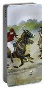 England: Polo, 1902 Portable Battery Charger