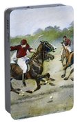 England: Polo, 1902 Portable Battery Charger