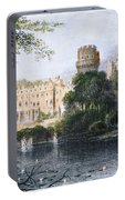 England: Warwick Castle Portable Battery Charger