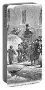England: Winter, 1855 Portable Battery Charger