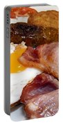 English Breakfast Portable Battery Charger