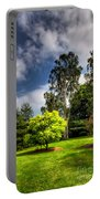English Countryside  Portable Battery Charger by Adrian Evans