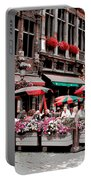Enjoying The Grand Place Portable Battery Charger