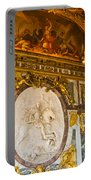Entryway To The Hall Of Mirrors Portable Battery Charger