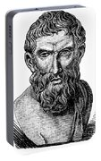Epicurus (343?-270 B.c.) Portable Battery Charger