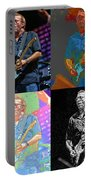 Eric Clapton Pop Portable Battery Charger