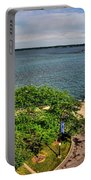 Erie Basin Marina Summer Series 0004 Portable Battery Charger