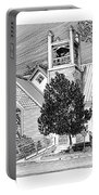 Estancia United Methodist Church Portable Battery Charger