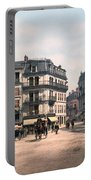 Etablissement Thermal - Aix France Portable Battery Charger by International  Images