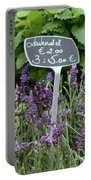 European Markets - Lavender Portable Battery Charger