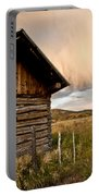 Evening Storm Portable Battery Charger by Jeff Kolker