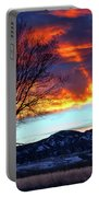 Evening's Solitude Portable Battery Charger