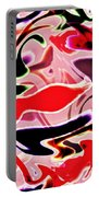 Evolve Abstract Painting Portable Battery Charger
