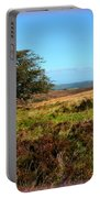 Exmoor's Heather-covered Hills Portable Battery Charger